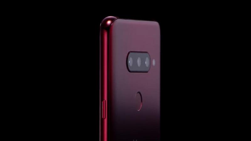 LG představí na MWC telefon s připojitelnou externí obrazovkou