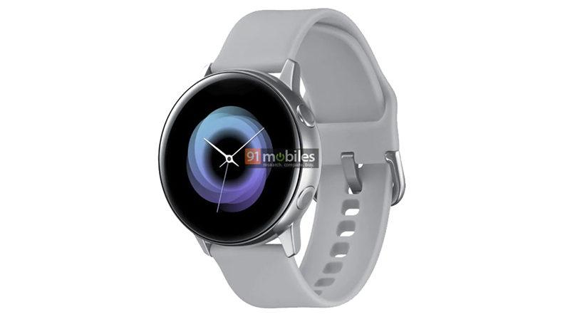 bdf1eb264d3 Chystané chytré hodinky Samsungu se prý budou jmenovat Galaxy Watch ...